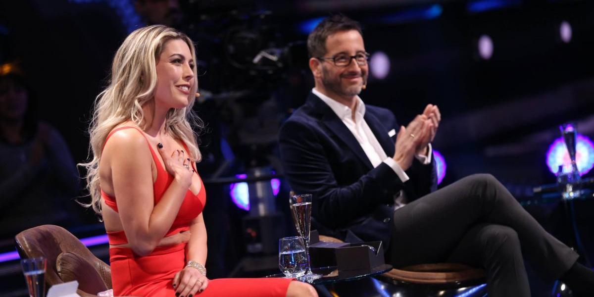 El polémico regreso de Daniela Aránguiz a la TV