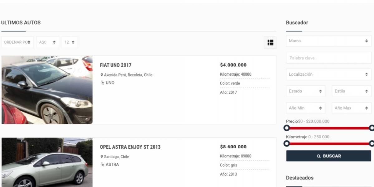 Presentan Autoportal, un nuevo sitio de búsqueda automotriz