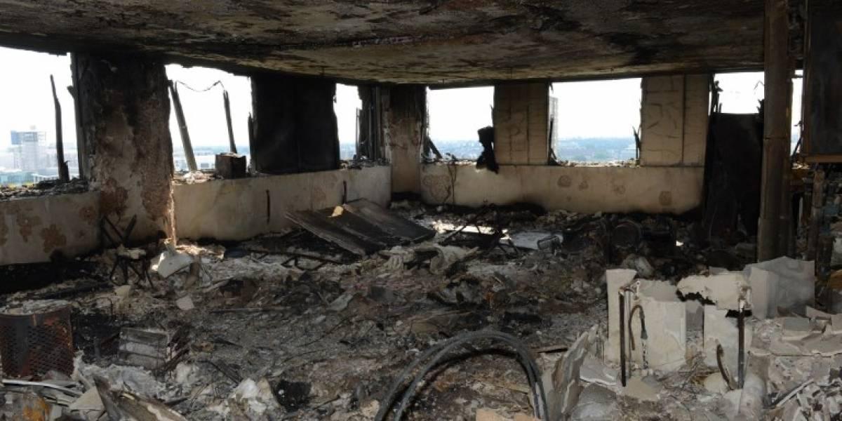 """""""Amigo tranquilo, explotó el refrigerador"""": estos fueron los minutos previos al incendio en la Torre Grenfell"""