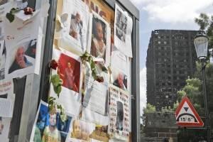 Policía estudia cargos por homicidio en incendio de edificio en Londres