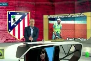 VIDEO: En España reaccionan tras duras críticas de conductora de ESPN al Atleti