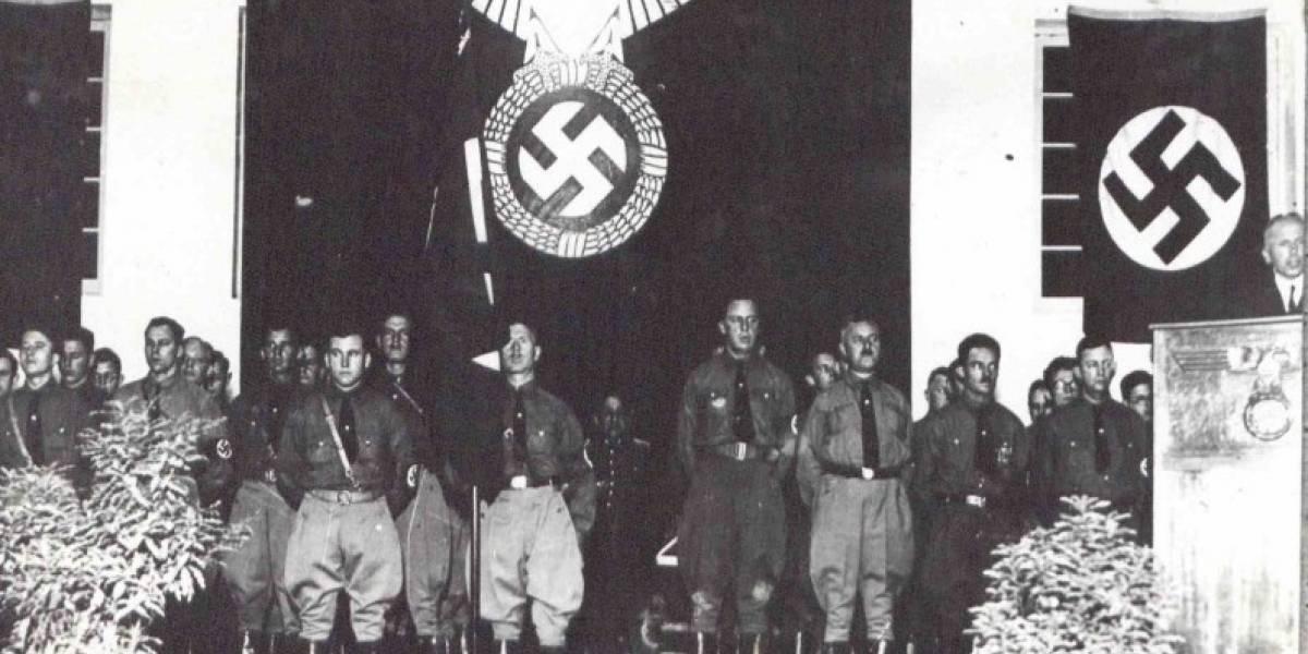 PDI revela históricos archivos sobre la actividad nazi en Chile: revisa los documentos