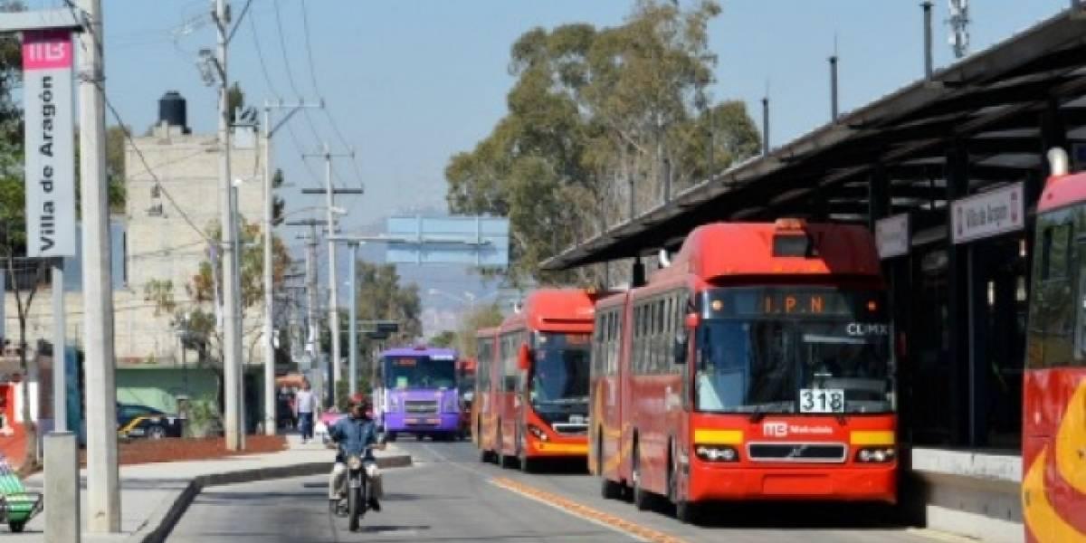 Metrobús modificará servicio por marcha del orgullo gay este sábado