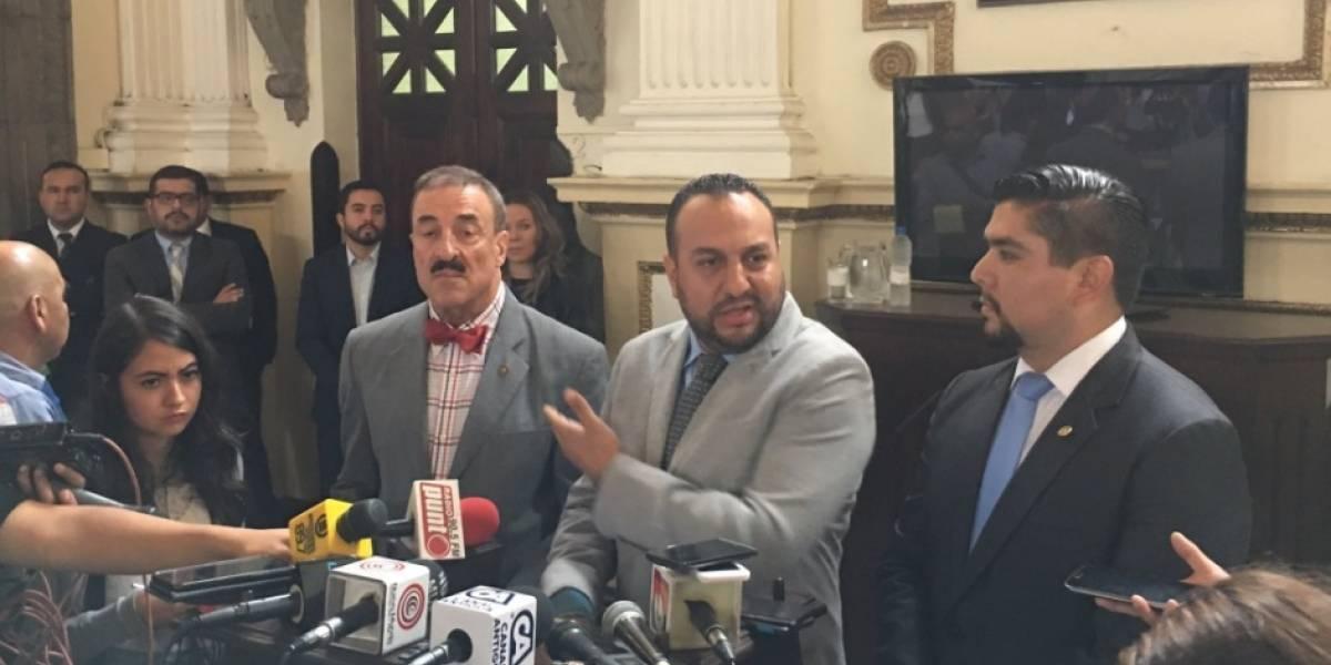 Denuncian a cuatro diputados que pidieron cabildeo en EE.UU.