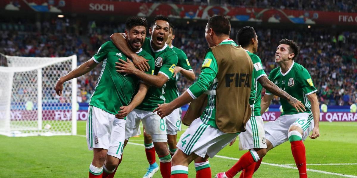 México vs. Rusia ¿a qué hora juegan en la Jornada 3 de laCopa Confederaciones 2017?