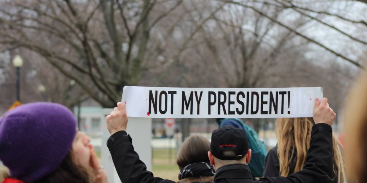 Se proponen sacar a Trump antes de los cuatro años