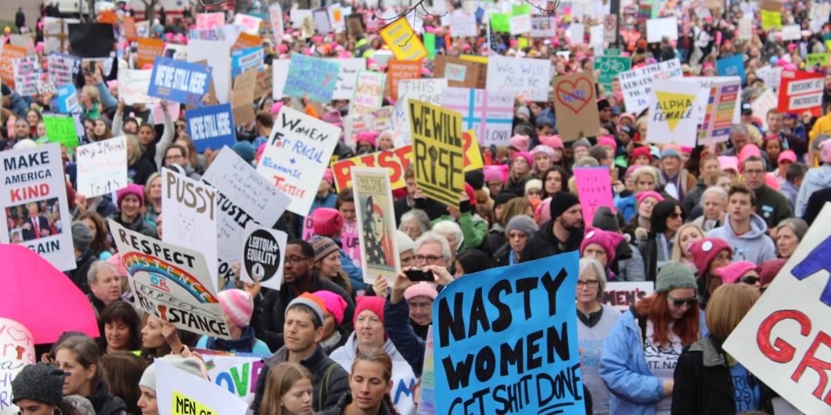 Movimiento feminista toma fuerza ante llegada de Trump a Casa Blanca