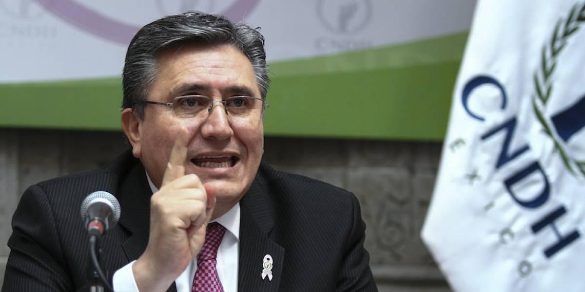 CNDH abre investigación sobre espionaje a periodistas y activistas
