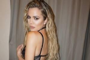 La triste razón por la que Khloé Kardashian usa extensiones de cabello