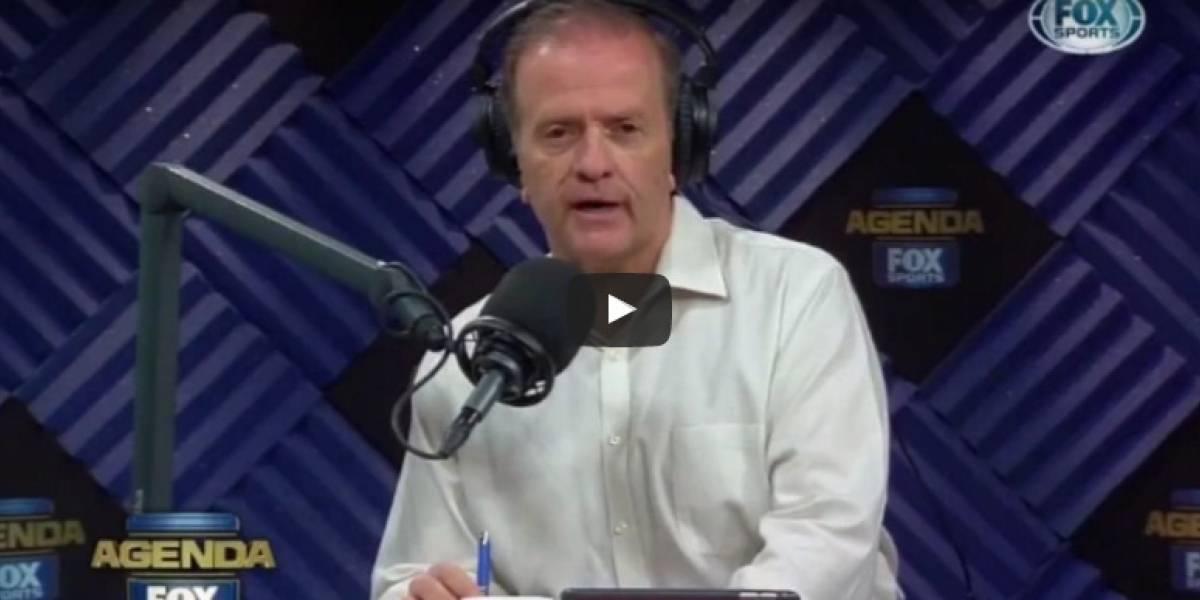 VIDEO: Fernando Schwartz ofrece disculpas por entrevistar a un 'Landín falso'