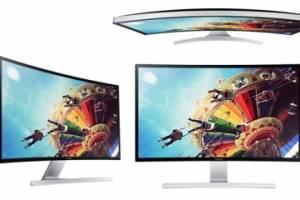 Todo sobre los nuevos monitores curvos de Samsung