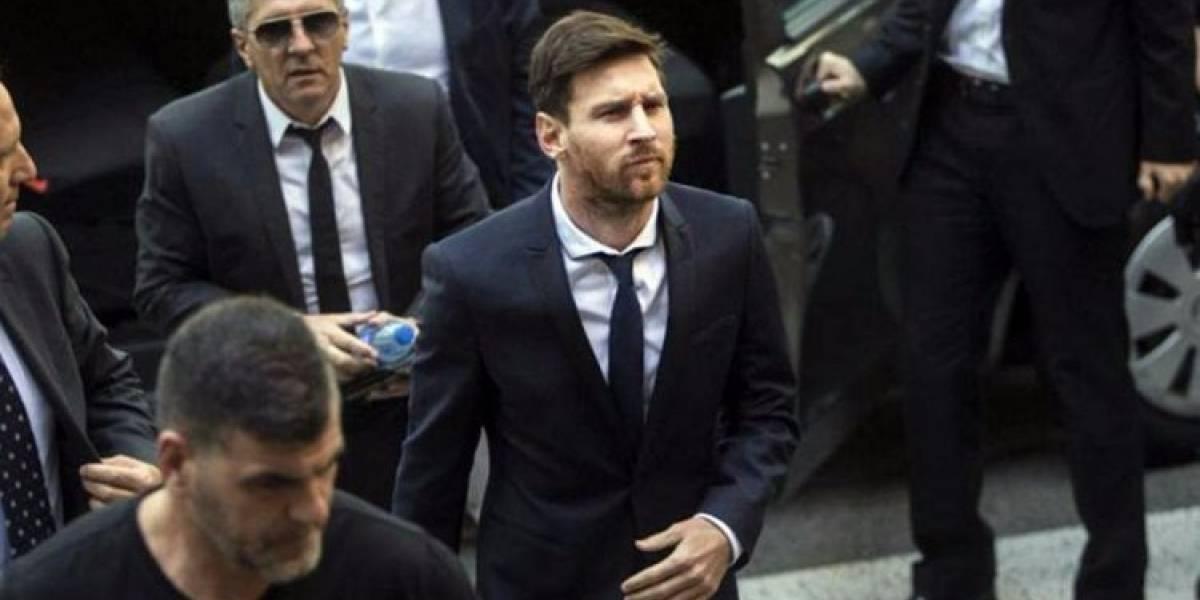 La cifra que pagará Messi para evitar ir a la cárcel