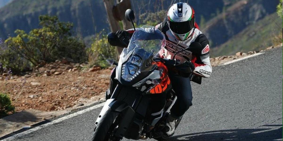 La nueva motocicleta de KTM ofrece potencia y versatilidad