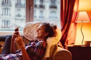 Nesting o la necesidad de 'anidar' en casa: la nueva forma de pasarlo bien