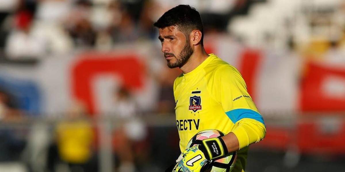 Antofagasta confirma como refuerzo a Paulo Garcés tras dolorosa salida de Colo Colo