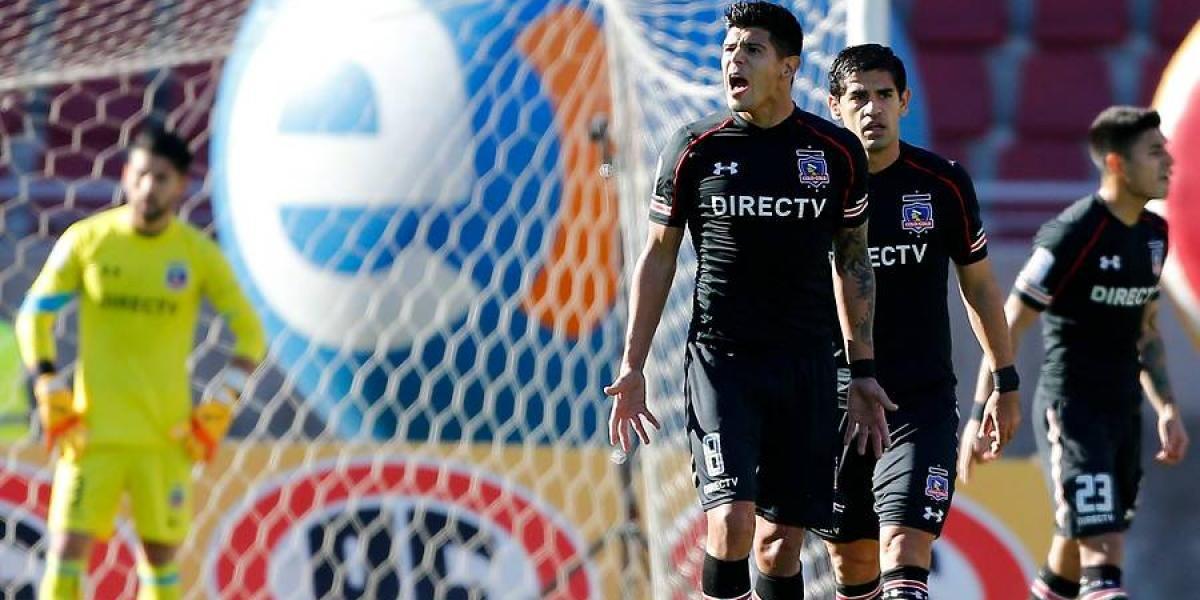 """Colo Colo juega al misterio con Pavez: """"Si hay sanción, no lo van a saber, es un tema interno"""""""