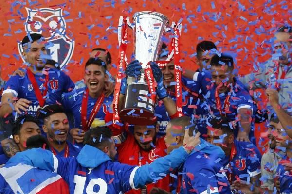 El campeón debutará ante Curicó Unido / Photosport