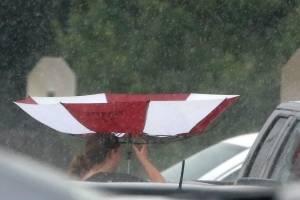 Remanentes de Cindy generan inundaciones en EEUU