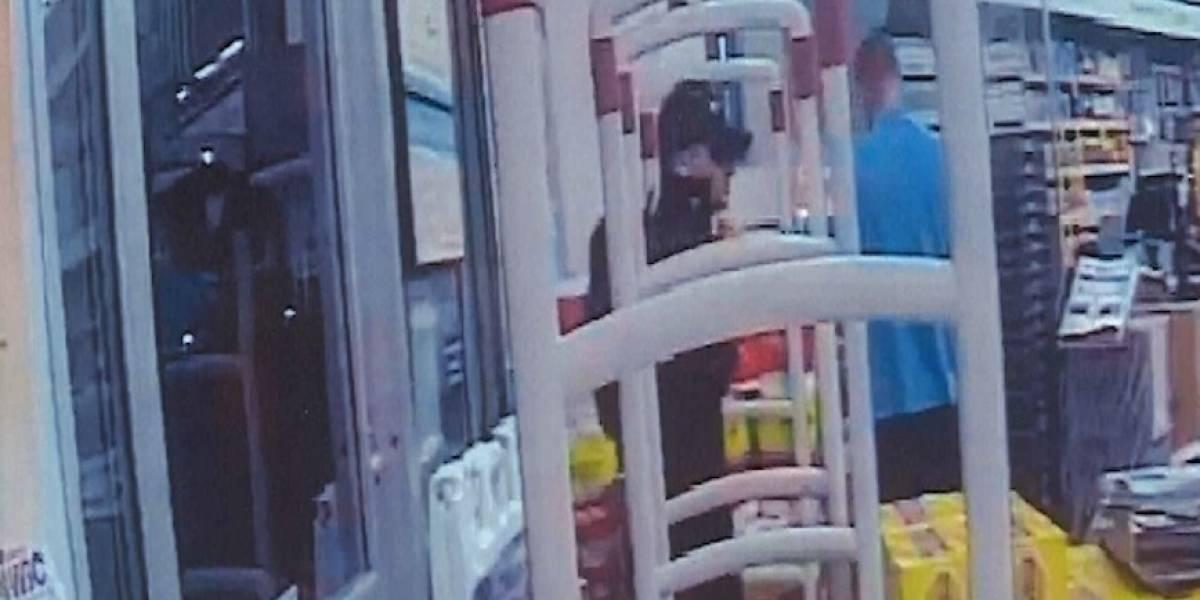 Policía tras individuo que se llevó miles de dólares de farmacia en Hato Rey