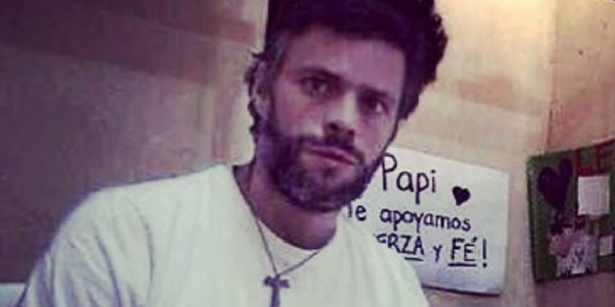 Comparten video de Leopoldo López gritando que lo están torturando
