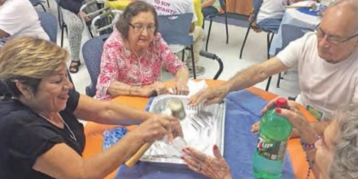 Comienza campamento de verano para adultos mayores