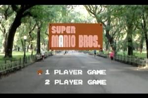 """""""Super Mario"""" recreado como juego de realidad aumentada de tamaño real"""