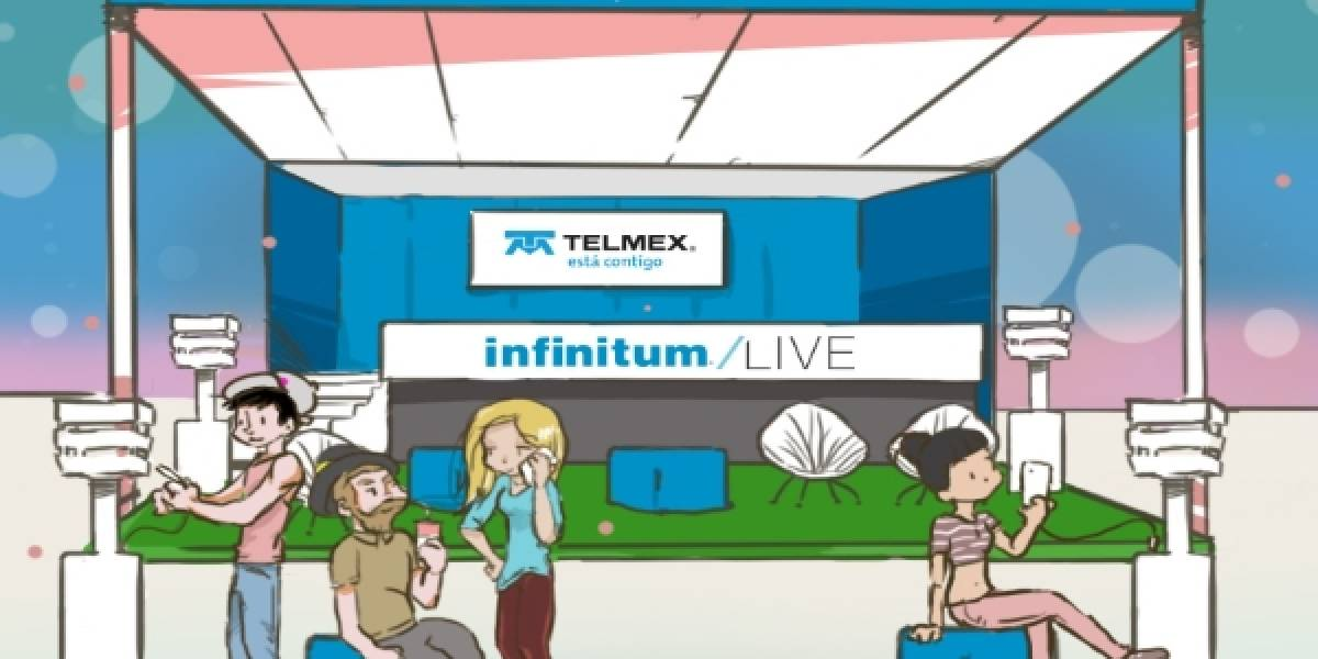 WiFi Móvil en Infinitum, un servicio gratuito de Teléfonos de México