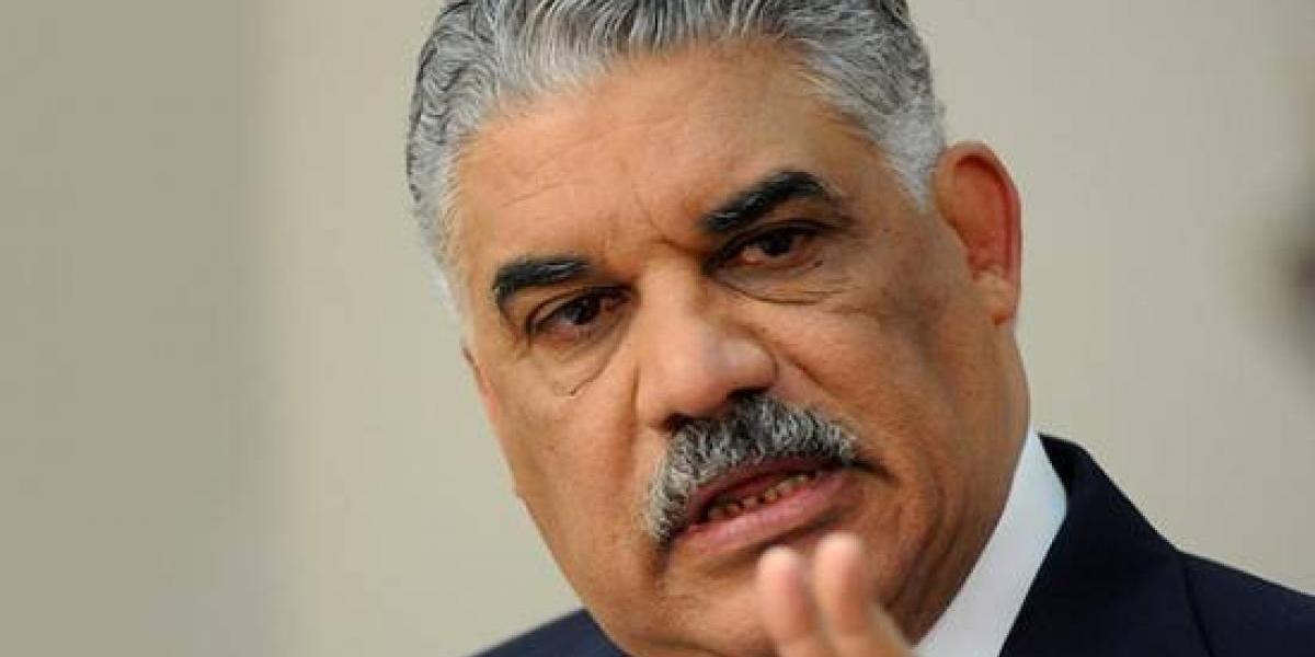 TSE anula convención del PRD que reeligió a Miguel Vargas como presidente