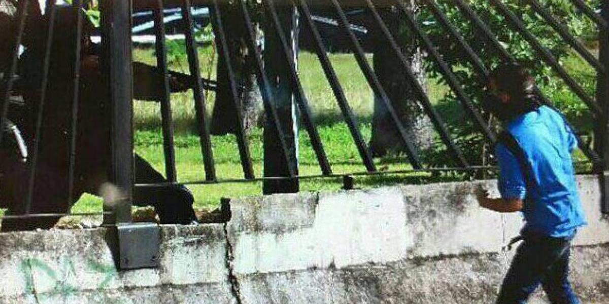 Desgarrador testimonio del padre de joven asesinado por un militar en Venezuela