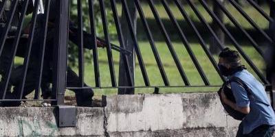 Joven muere por disparo durante disturbios en Caracas