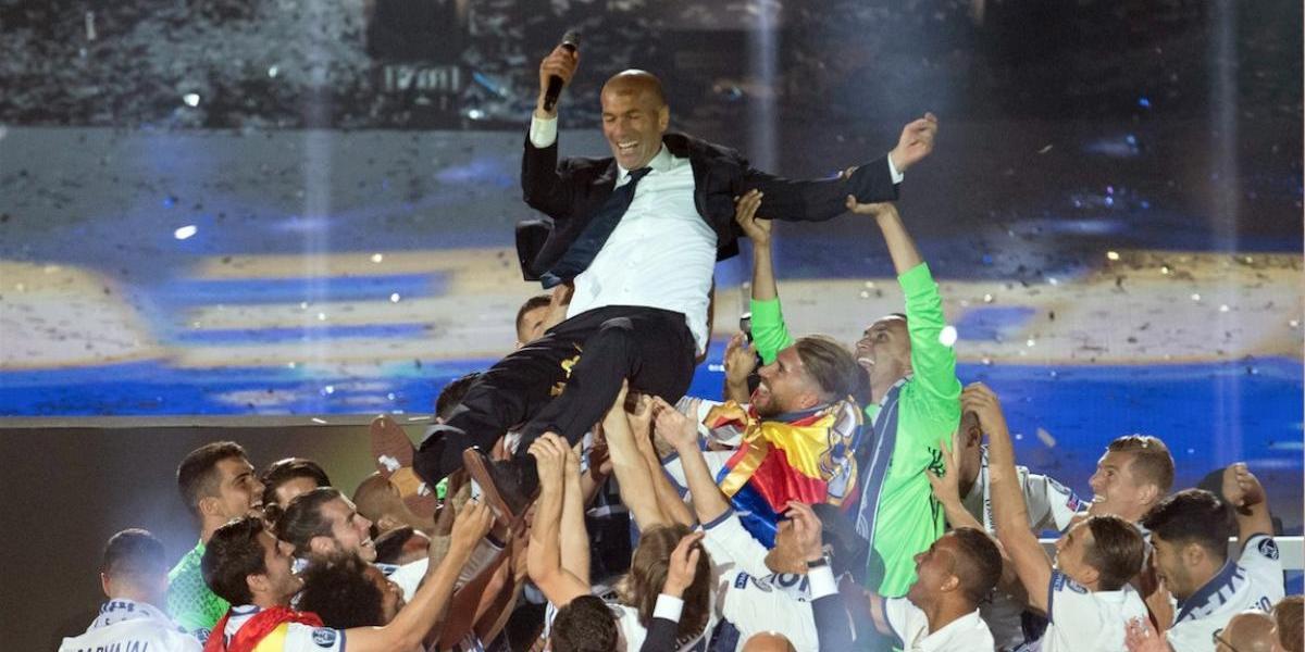 El Real Madrid dedica emotivo video a Zidane por su cumpleaños