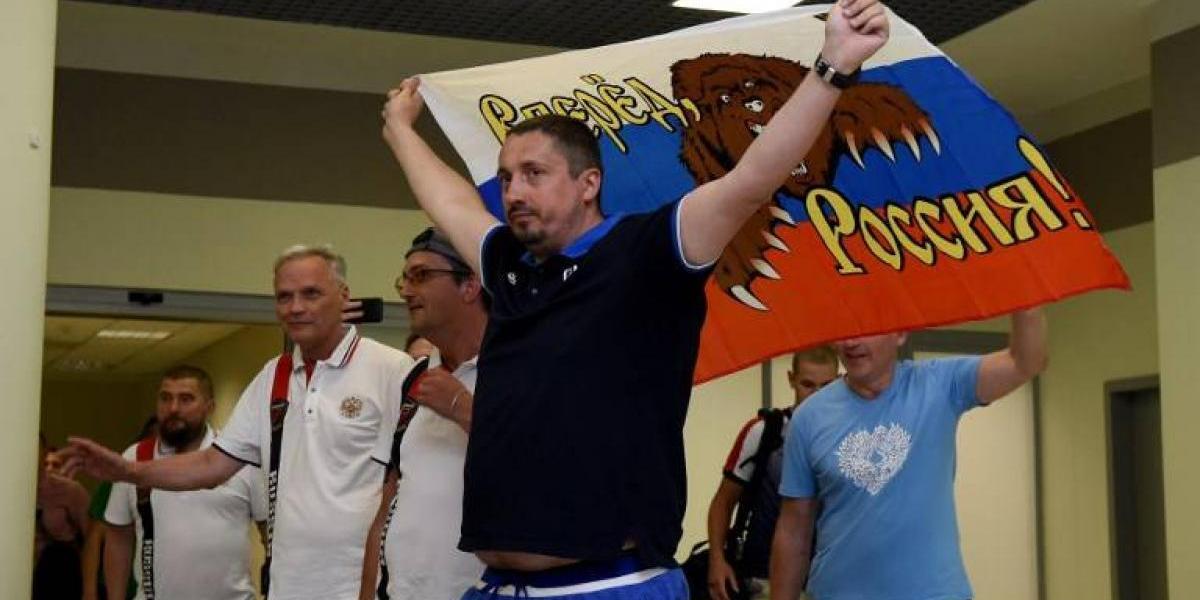 El hincha más temido de Rusia desnuda la organización de la Copa Confederaciones