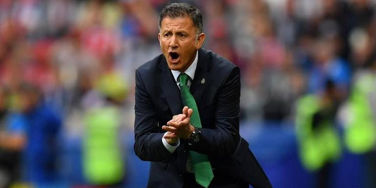 """""""No pensamos en una revancha"""", asegura el DT de México ante una eventual semifinal ante Chile"""
