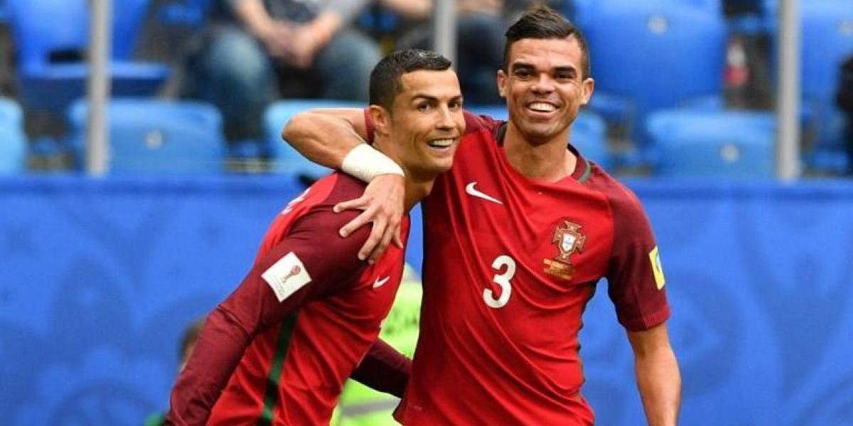 Las bajas de México y Portugal para una posible semifinal contra La Roja