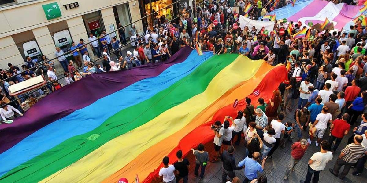 Turquía prohíbe una marcha de orgullo LGBT en Estambul