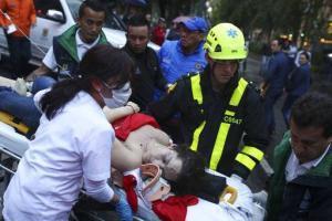 Arrestan sospechosos de atentado terrorista en Colombia