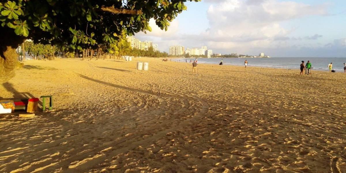 Bañistas dejan playas limpias luego de la Noche de San Juan