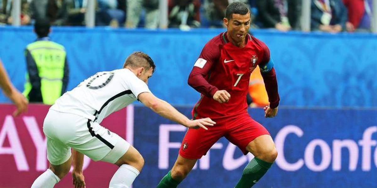 "Cristiano Ronaldo anticipa una posible semifinal: ""Tanto Chile como Alemania son fuertes"""
