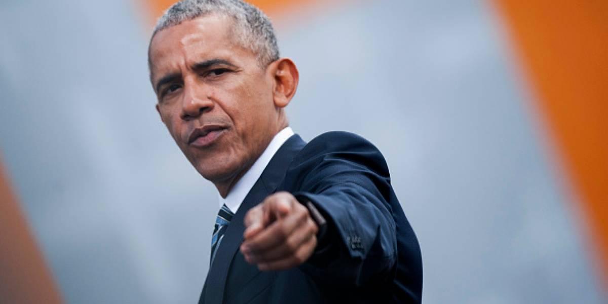 Barack Obama regresa a los escenarios políticos de Estados Unidos