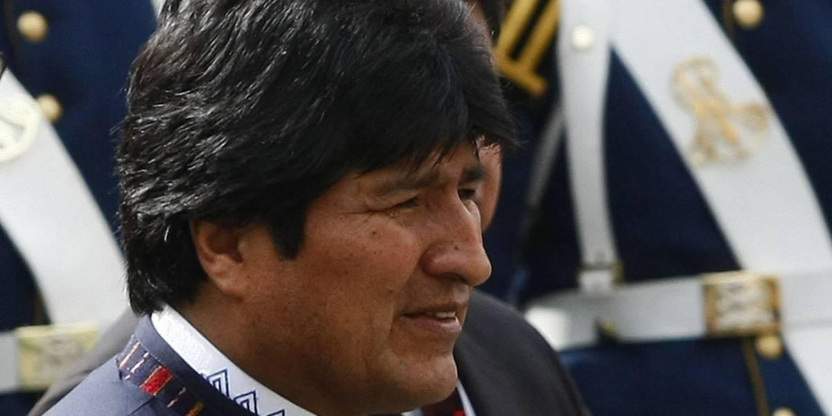 Gobierno de Morales pagará la multa de los 9 bolivianos detenidos en Chile