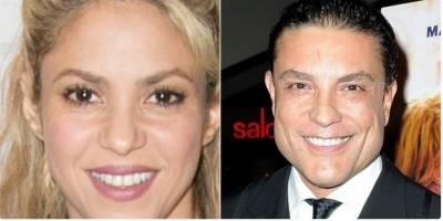 Osvaldo Ríos desata polémica al publicar video con Shakira