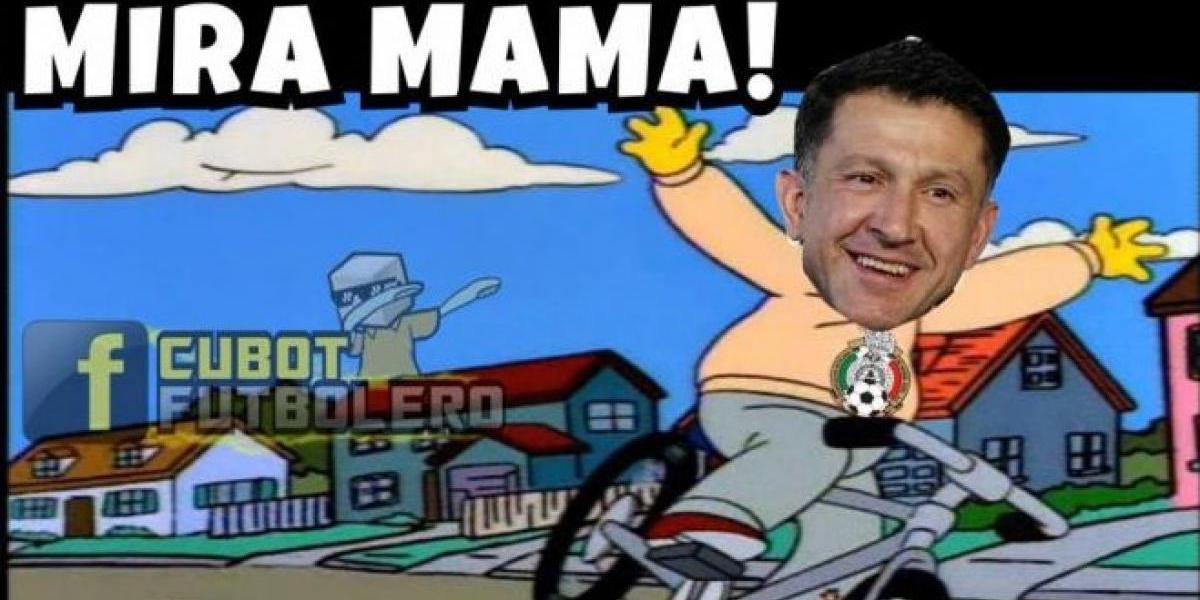 México avanza en la Confederaciones y los memes rompen internet