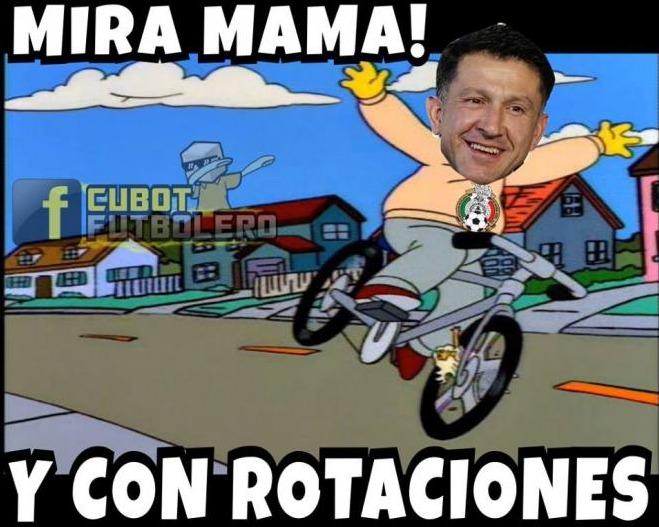 ESPECIAL México avanza en la Confederaciones y los memes rompen internet