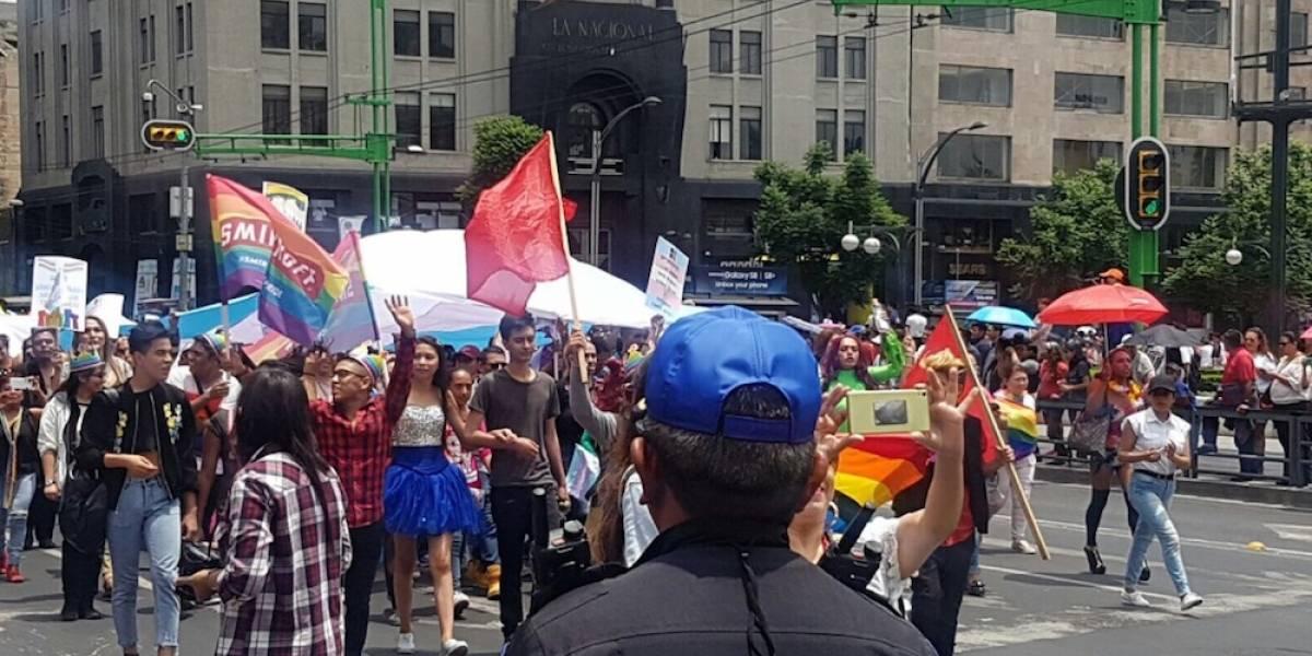 Ocho detenidos tras agresión en Marcha del Orgullo LGBTTTI