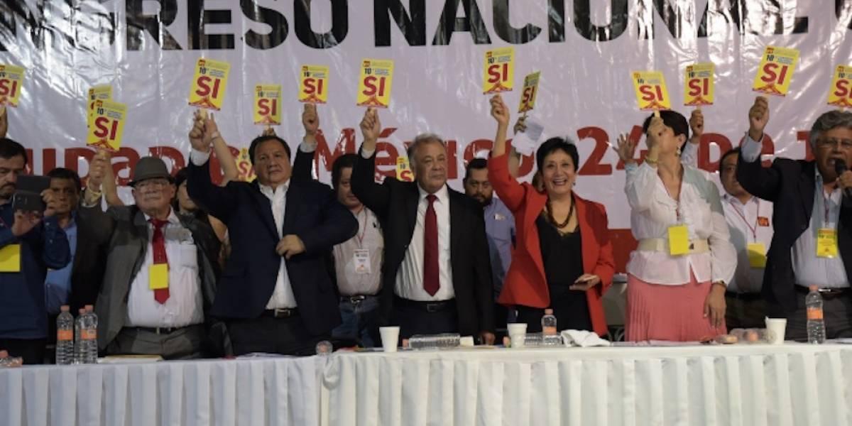 PT irá con Morena en las elecciones presidenciales de 2018