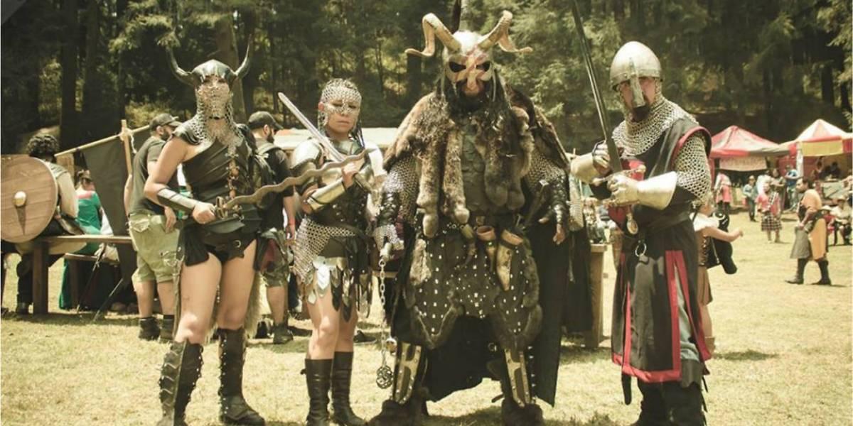 Festival Mundo Medieval llega este sábado al Bosque de Tláhuac
