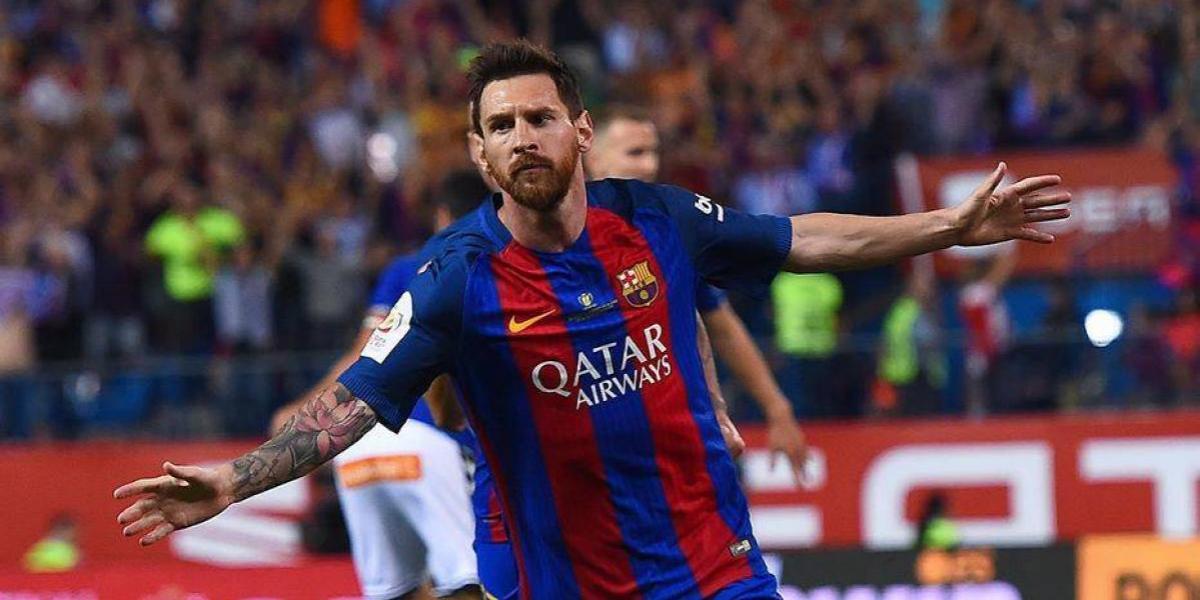Messi celebra sus 30 años en el lugar donde celebrará su boda