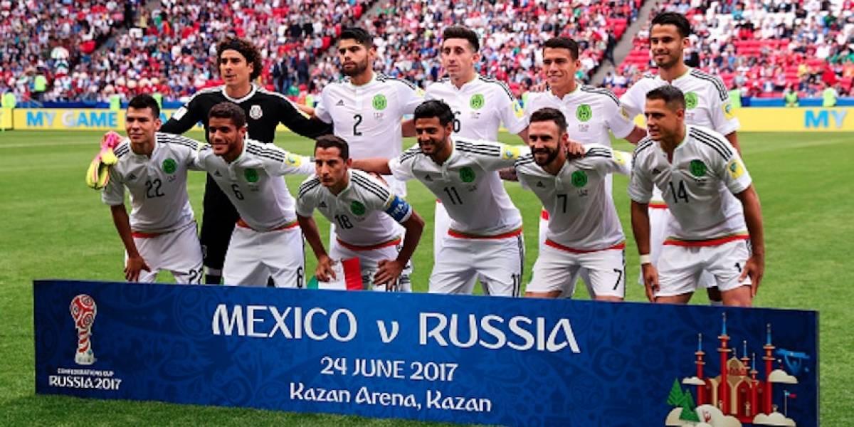 Peña Nieto, entre los que felicitaron al Tri por el pase a Semifinales
