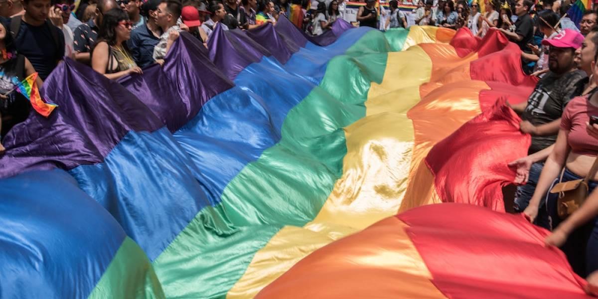 Así se vivió la marcha del Orgullo LGBTTTI en la Ciudad de México