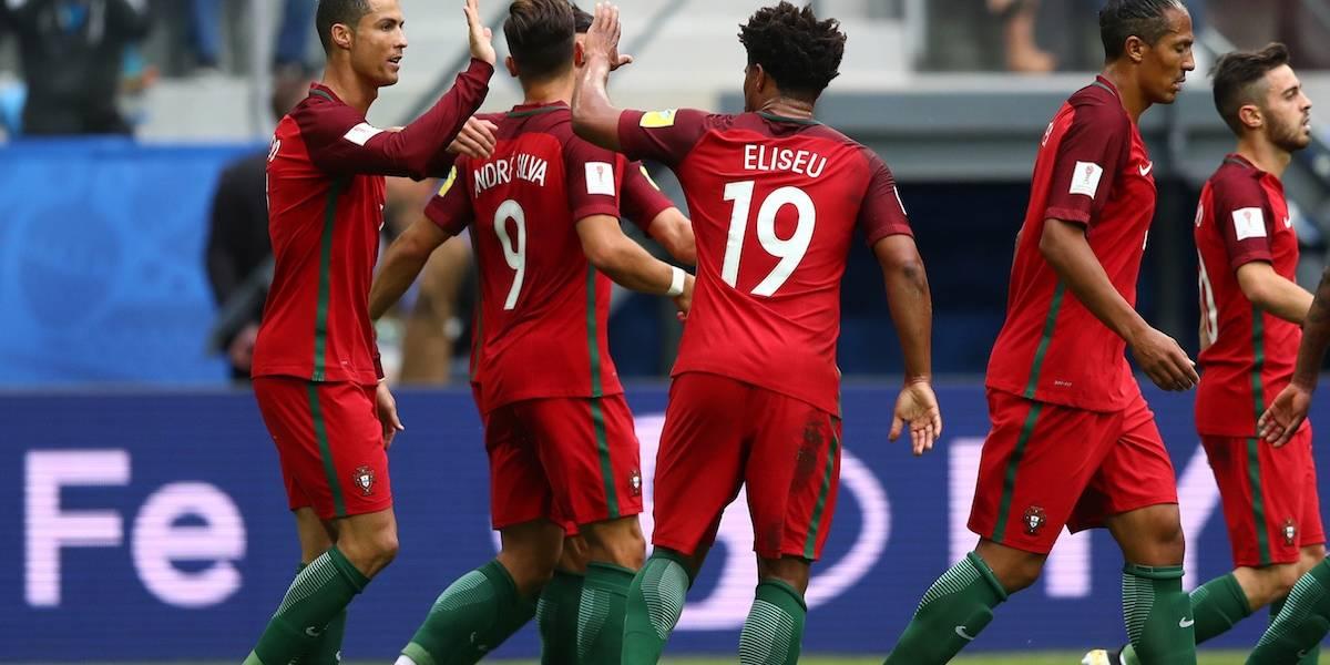 Portugal califica como primero de grupo con goleada sobre Nueva Zelanda